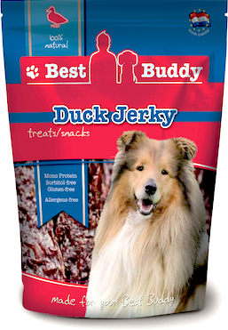 WOEFERS BestBuddy DuckJerky01